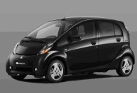 Mitsubishi i-MiEV электромобиль