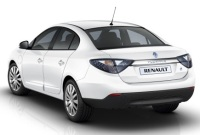 Renault Fluence электромобиль
