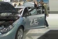 Renault Fluence Z.E. электромобиль