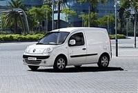 электромобили Renault Kangoo