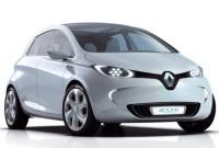 электромобили Renault ZOE