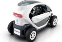 Renault Twizy элктромобили