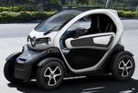 Renault Twizy электромобиль