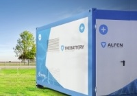 Alfen накопитель электроэнергии