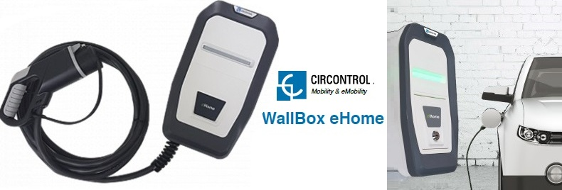 WallBox eHOME