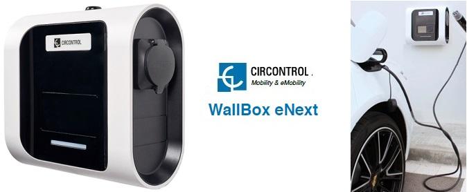 WallBox eNext