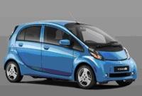 електромобілі Mitsubishi i-MiEV