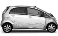 электромобили Mitsubishi i-MiEV
