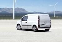Renault Kangoo электромобили