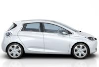Renault ZOE электромобиль