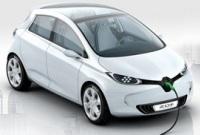 Renault ZOE Preview электромобили