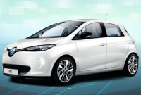 электромобили Renault ZOE Preview