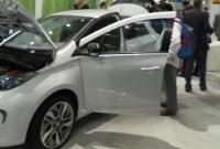 электромобиль Renault ZOE Preview