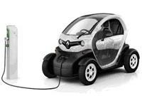 Twizy электромобиль