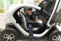 электромобили Renault Twizy