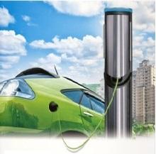 станции зарядки электромобилей