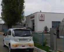 Зарядные станции для электромобилей в Киеве